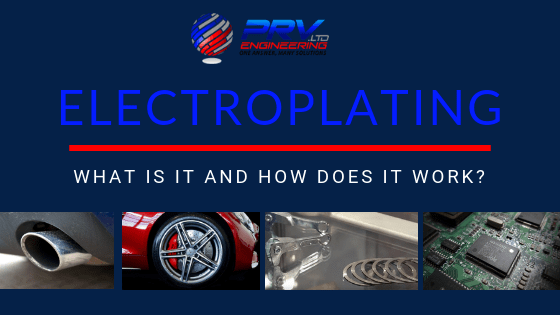 How does electroplating work